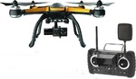 Hubsan H109S X4 Pro Advanced 3-Axis Gimbal (Med Edition)