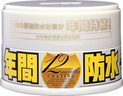 Soft99 Fusso Coat 12 Months Wax Ligth 200ml