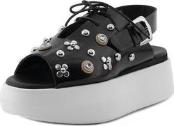 Γυναικεία Flatforms Alberto Guardiani (SD58455Q Black)