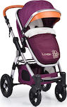 Cangaroo Luxor 3 in 1 Purple