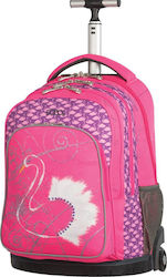 Polo Trolley Pink Bird 9-01-217-16