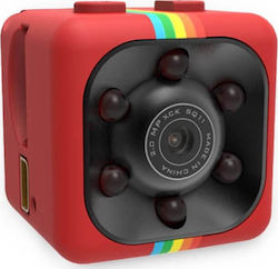 OEM SQ11 Super Mini Car/Drone DVR (Red)