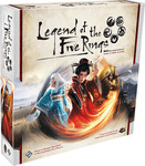 Fantasy Flight Legend of the Five Rings: The Card Game