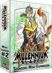 Level 99 Games Millennium Blades Sponsors Exp