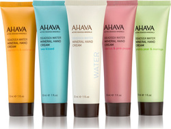 Ahava Happy Hands Collection