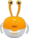 Berz Dinnerware Crab 5 in 1 Orange