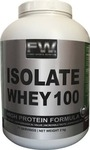 Fitway Isolate Whey 100 2000gr Βανίλια