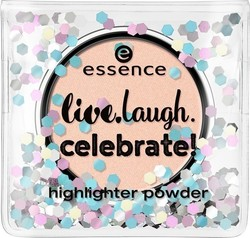 Essence Live.laugh.Celebrate 01 my special highlight 1.7gr