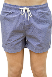 NORTH SAILS SWIM TRUNK VOLLEY ALL OVER BLUE