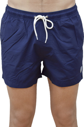 NORTH SAILS SWIM TRUNK VOLLEY PATCH MARINE BLUE