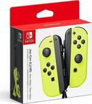 Nintendo Joy-Con Set Neon Yellow