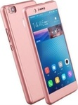 OEM 360 Full Cover Pink & Tempered Glass (Huawei P9 Lite)