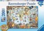 Pirate Map 200pcs (12802) Ravensburger