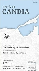 Citt? di Candia: A Cultural Map of the Old City of Heraklion