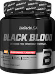 Biotech USA Black Blood NOX 330gr Blood Orange