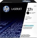 HP 37Y Black Extra High Yield Toner (CF237Y)