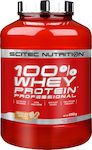 Scitec Nutrition 100% Whey Protein Professional 2350gr Chocolate Hazelnut
