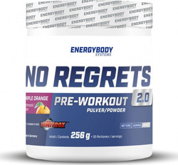 EnergyBody Systems No Regrets 256gr Purple Orange