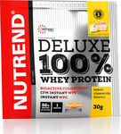 Nutrend Deluxe 100% Whey Protein 30gr Chocolate Brownies
