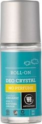 Urtekram Deo Crystal No Perfume Roll-On 50ml