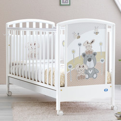 d764f357a0f Βρεφικά Κρεβάτια & Κούνιες Μωρού Pali - Skroutz.gr
