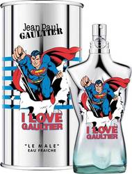 Jean Paul Gaultier Le Male Superman Eau Fraiche 125ml