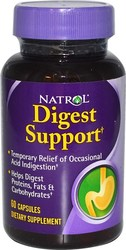 Natrol Digest Support 60 κάψουλες