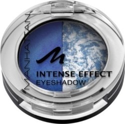 Manhattan Baked Duo Intense Eyeshadow Blue Is Back