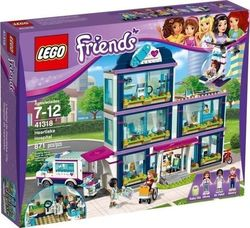 Lego Friends: Heartlake Hospital 41318