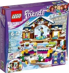 Lego Friends: Snow Resort Ice Rink 41322