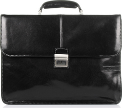 Chiarugi Leather Bags 4559 Black