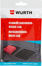 Wurth Car Dirt Absorber (0890900100) 100gr