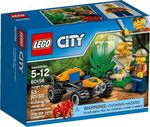 Lego City: Jungle Buggy 60156