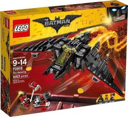 Lego The Batman Movie: The Batwing 70916