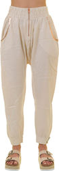 COTTON CANDY PANTS - 1172-PA-02-713-1 CREAM
