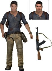 OEM Uncharted 4 Ultimate Nathan Drake Action Figure 18cm