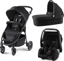 1bbedc4cd13 Recaro Citylife Trio Travel System Black