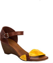Bueno Shoes D727 Tabba/ Yellow