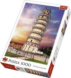 Pisa Tower 1000pcs (10441) Trefl