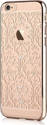 Devia Luxury Baroque Back Cover Champagne Golden (iPhone 7)