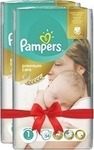 Pampers Premium Care No 1 (2-5Kg) 2*54τμχ