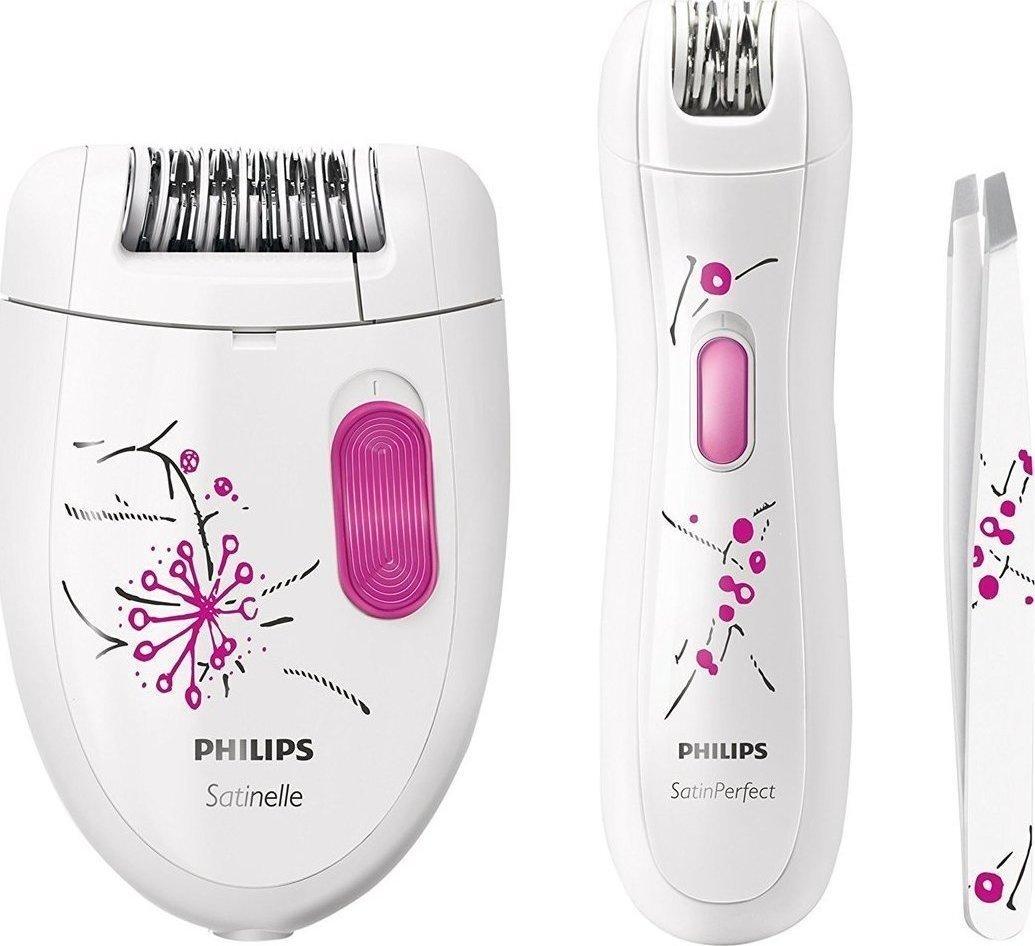 Προσθήκη στα αγαπημένα menu Philips Satinelle Essential HP6550 01 9f0fde773e6