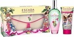 Escada Fiesta Carioca Eau de Toilette 100ml & Body Lotion 100ml & Clutch