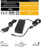 Whitenergy AC Adapter 40W (6689)
