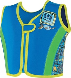 Zoggs Deep Sea Swim Jacket 8011170 (2-3 ετών)