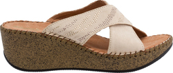 Adam's Shoes 583-7014 Beige