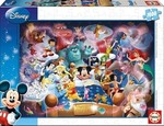 Mickeys Dream 1000pcs (15190) Educa