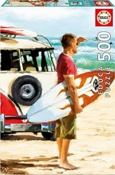 Surfer 500pcs (17084) Educa