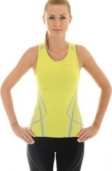 Brubeck Fitness Tank Top TA10150 Lime