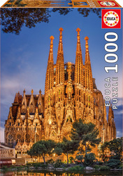Sagrada Familia 1000pcs (17097) Educa